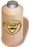 Woolwax Lanolin Undercoating 1 Quart Bottle (full). Clear or Black