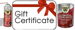 Woolwax Gift certificate. Available in any amount.