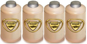 Woolwax Lanolin Undercoating  (4 Quart Bottles).