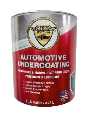 Woolwax Auto Undercoating  1 gallon can.