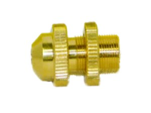 Replacement brass nozzle for Pro Undercoating Gun